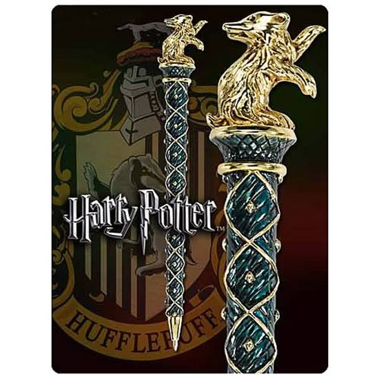 Picture of Boligrafo Harry Potter Casa Hufflepuff