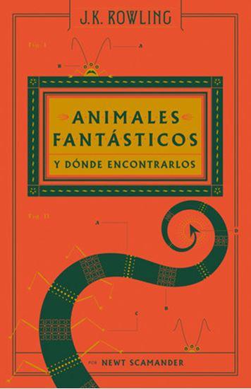 Picture of Animales fantásticos y dónde encontrarlos