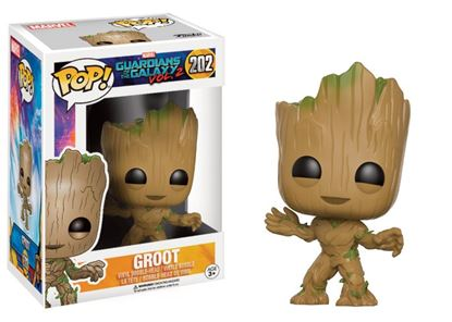 Picture of Guardianes de la Galaxia Vol. 2 POP! Marvel Vinyl Figura Young Groot 9 cm