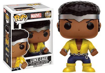Picture of Marvel Comics POP! Marvel Vinyl Cabezón Luke Cage 9 cm