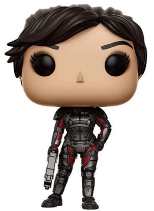 Picture of Mass Effect Andromeda POP! Games Vinyl Figura Sarah Ryder (N7) 9 cm