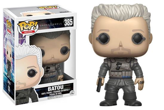 Picture of Ghost in the Shell POP! Movies Vinyl Figura Batou 9 cm
