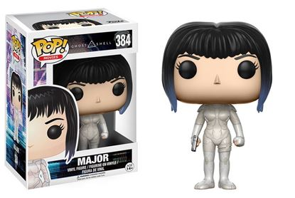 Picture of Ghost in the Shell POP! Movies Vinyl Figura Major 9 cm