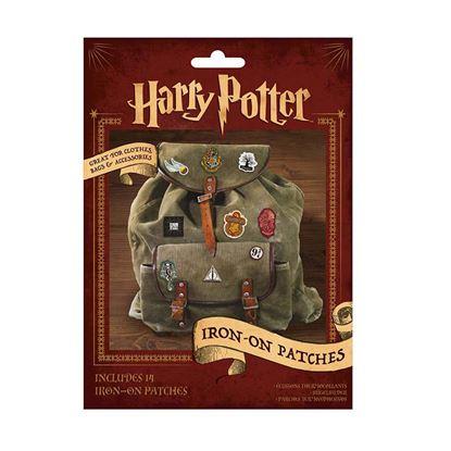 Picture of Set de 14 Parches - Harry Potter
