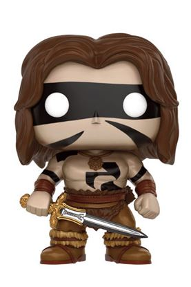 Picture of Conan le Barbare POP! Movies Vinyl Figura Conan (Masked) 9 cm