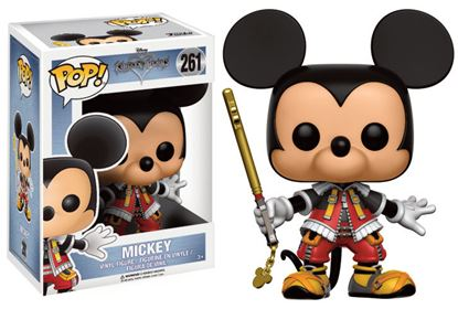 Imagen de Kingdom Hearts POP! Disney Vinyl Figura Mickey 9 cm
