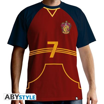 Picture of Camiseta Quidditch Gryffindor Chico Talla M - Harry Potter