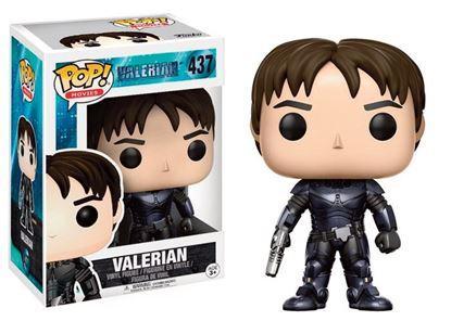 Picture of Valerian y la ciudad de los mil planetas POP! Movies Vinyl Figura Valerian 9 cm
