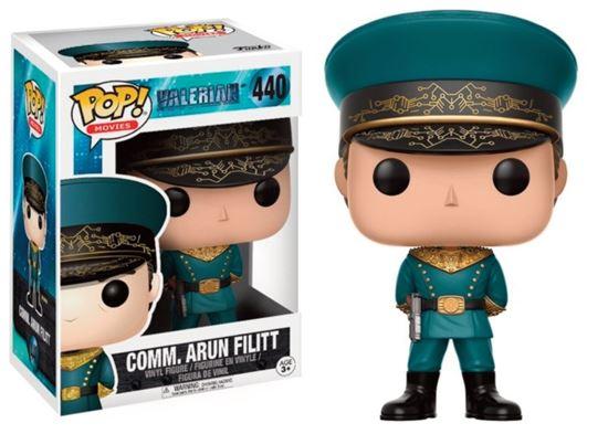 Picture of Valerian y la ciudad de los mil planetas POP! Movies Vinyl Figura Commander Arun Filitt 9 cm