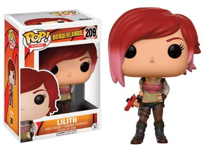 Picture of Borderlands POP! Games Vinyl Figura Lilith the Siren 9 cm