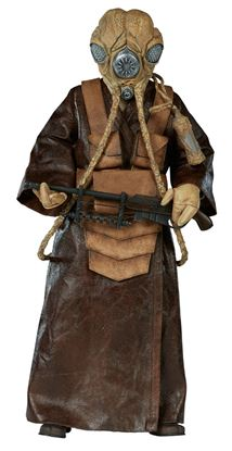 Picture of Star Wars Figura 1/6 Zuckuss Sideshow Exclusive 30 cm