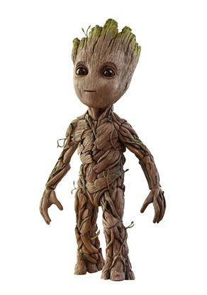 Picture of Guardianes de la Galaxia Vol. 2 Life-Size Masterpiece Action Figure Groot 26 cm