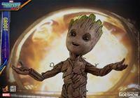 Picture of Guardianes de la Galaxia Vol. 2 Life-Size Masterpiece Action Figure Groot 26 cm