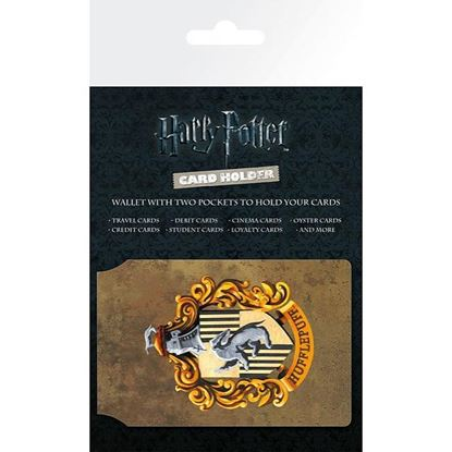 Picture of Harry Potter Card Holder Hufflepuf