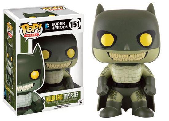 Picture of DC Comics POP! Heroes Figura Killer Croc Impopster 9 cm
