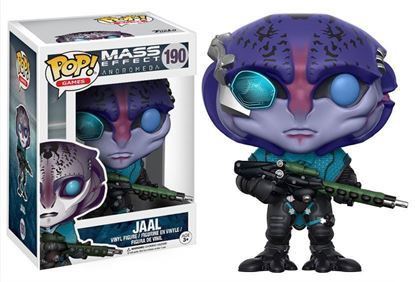 Picture of Mass Effect Andromeda POP! Games Vinyl Figura Jaal 9 cm