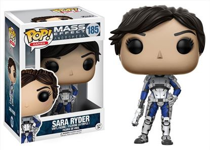 Picture of Mass Effect Andromeda POP! Games Vinyl Figura Sara Ryder 9 cm