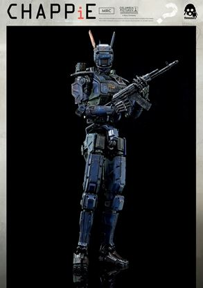 Picture of Chappie Figura 1/6 Chappie 30 cm
