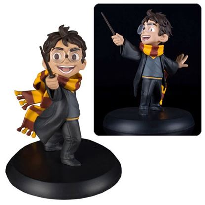 Imagen de Figura QFig Harry's First Spell - Harry Potter