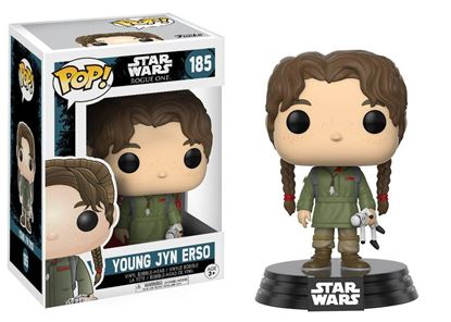 Picture of Star Wars Rogue One POP! Vinyl Cabezón Young Jyn Erso 9 cm