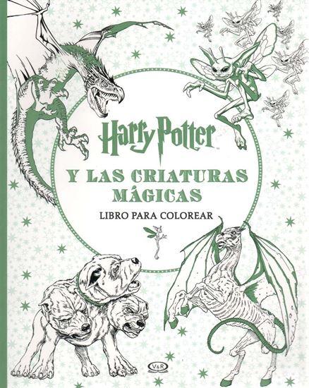 Picture of Animales Fantásticos Libro para Colorear