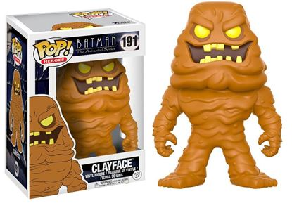 Picture of Batman The Animated Series POP! Heroes Figura Clayface 9 cm