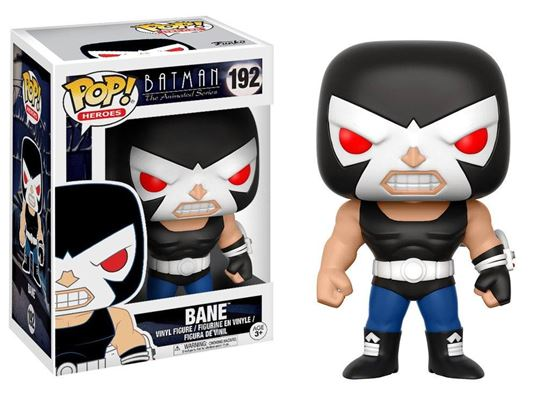 Picture of Batman The Animated Series POP! Heroes Figura Bane 9 cm