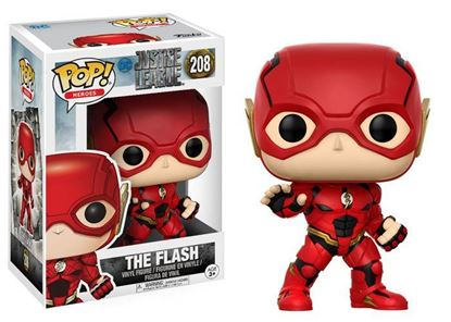 Picture of Justice League Movie POP! Movies Vinyl Figura The Flash 9 cm