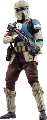 Picture of Star Wars Rogue One Figura Movie Masterpiece 1/6 Shoretrooper 30 cm