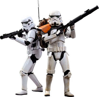 Picture of Star Wars Rogue One Pack de 2 Figuras Movie Masterpiece 1/6 Stormtroopers 30 cm