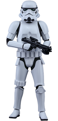 Picture of Star Wars Rogue One Figura Movie Masterpiece 1/6 Stormtrooper 30 cm