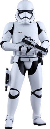 Picture of Star Wars Episode VII Figura Movie Masterpiece 1/6 First Order Stormtrooper 30 cm