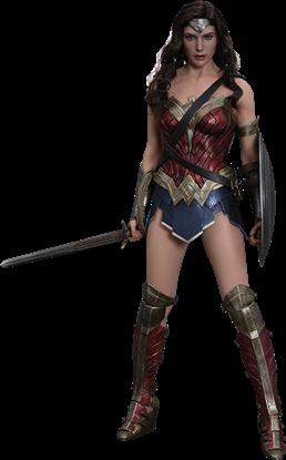 Picture of Batman v Superman Dawn of Justice Figura Movie Masterpiece 1/6 Wonder Woman 29 cm