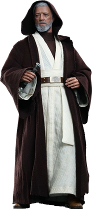 Imagen de Star Wars Figura Movie Masterpiece 1/6 Obi-Wan Kenobi 30 cm