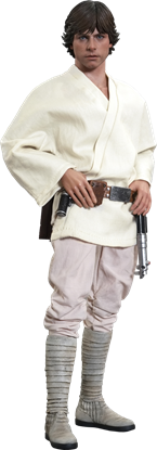 Picture of Star Wars Figura Movie Masterpiece 1/6 Luke Skywalker 28 cm