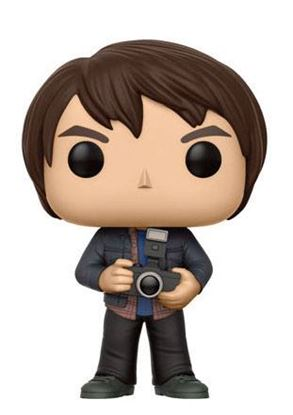 Picture of Stranger Things POP! TV Vinyl Figura Jonathan (with Camera) 9 cm