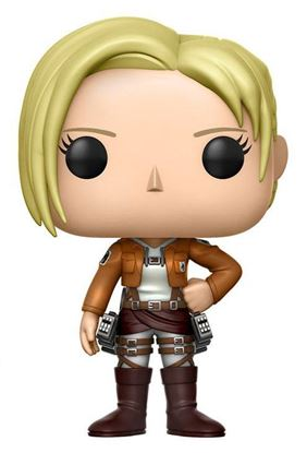 Picture of Attack on Titan POP! Vinyl Figura Annie Leonhart 10 cm
