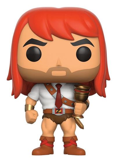 Picture of Son of Zorn POP! Television Vinyl Figura Zorn (Office Attire) 9 cm