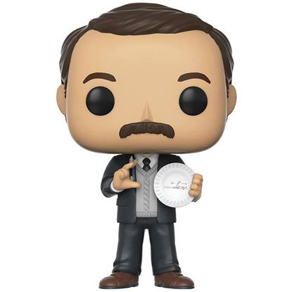Picture of Stranger Things POP! TV Vinyl Figura Mr. Clarke Summer Convention Exclusive 9 cm