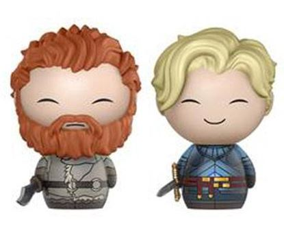 Picture of Juego de Tronos Dorbz Vinyl pack de 2 Figuras Tormund & Brienne Summer Convention Exclusive 8 cmJuego de Tronos Dorbz Vinyl pack de 2 Figuras Tormund & Brienne Summer Convention Exclusive 8 cm