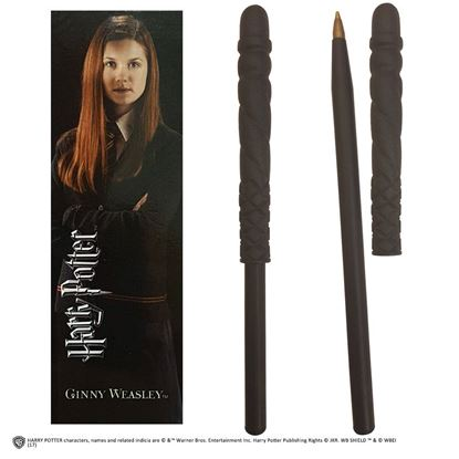 Picture of Bolígrafo Varita y Marcapáginas Ginny Weasley - Harry Potter