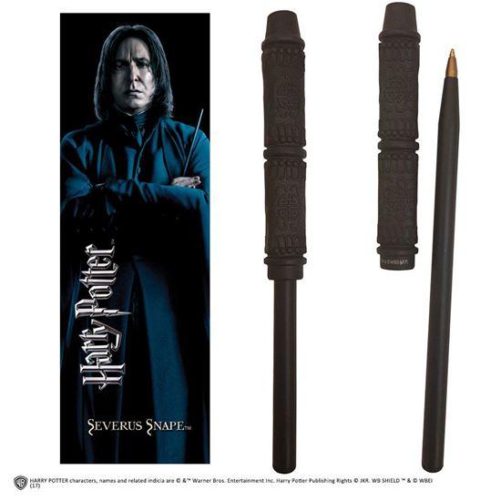 Picture of Bolígrafo Varita y Marcapáginas Severus Snape - Harry Potter