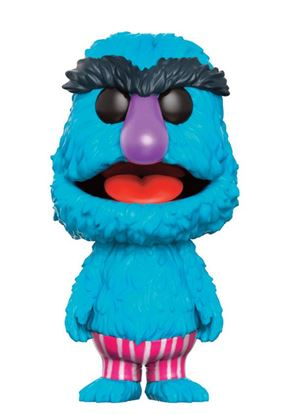 Picture of Barrio Sésamo POP! Sesame Street Vinyl Figura Speciality Series Herry Monster 9 cm