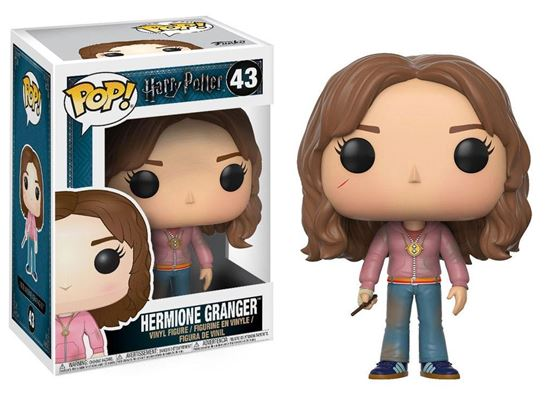 Picture of Harry Potter POP! Movies Vinyl Figura Hermione con Giratiempo 9 cm
