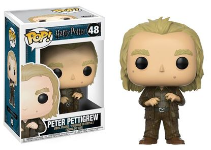 Picture of Harry Potter POP! Movies Vinyl Figura Peter Pettigrew 9 cm