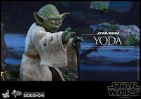 Picture of Star Wars Episode V Figura Movie Masterpiece 1/6 Yoda 13 cm