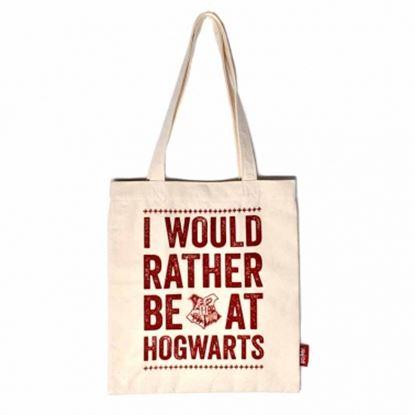 Imagen de Bolsa Slogan Hogwarts - Harry Potter