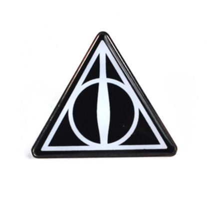 Picture of Harry Potter Pin Deathly Hallows