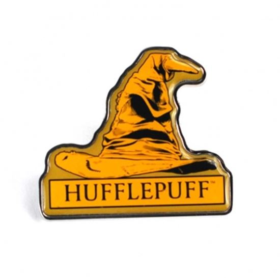 Picture of Harry Potter Pin Hufflepuf Sorting Hat