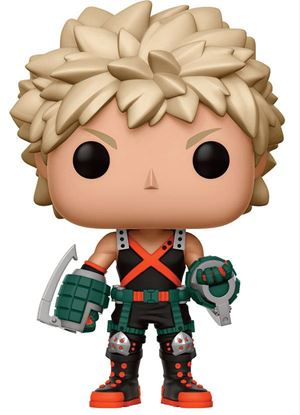 Picture of My Hero Academia POP! Animation Vinyl Figura Katsuki 10 cm